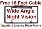 CCD LICENSE PLATE FRAME Mount Rear View Backup Camera(CH)