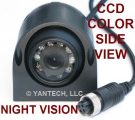 CCD COLOR REAR VIEW SIDE ROOF CEILING MOUNT CAMERAS