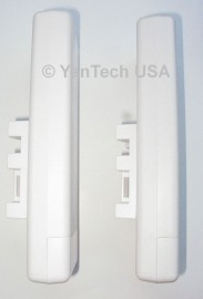 Long Range Wireless Access Point/Industrial Bridge (Two) - high power 500mw, 150mbps, 2.4GHz, up to 3km distance