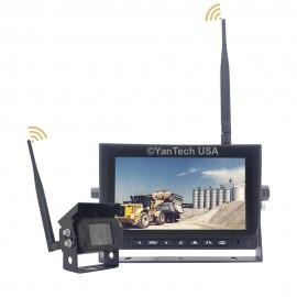 Digital Wireless 2.4G 7