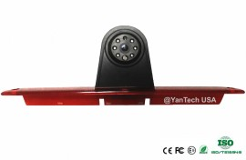 Rear View Backup Brake Light CCD Camera Mercedes Sprinter / VW Crafter 170 Degree Wide View and 600TVL