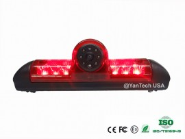CCD Rear View Backup Brake Light Color Camera Fiat Ducato/Peugeot Boxer/Citroen Relay