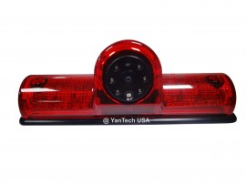Rear View Backup Brake Light CCD Color Camera