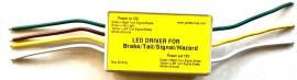 LED Driver for Lightbar Brake/Tail/Turn Signal Lights
