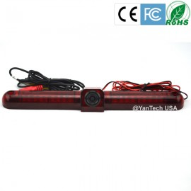 CCD 420TVL Rear View Backup 3rd Brake Light UNIVERSAL Camera with Night Vision