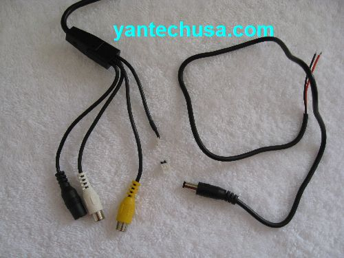 Camera Cable Connectors